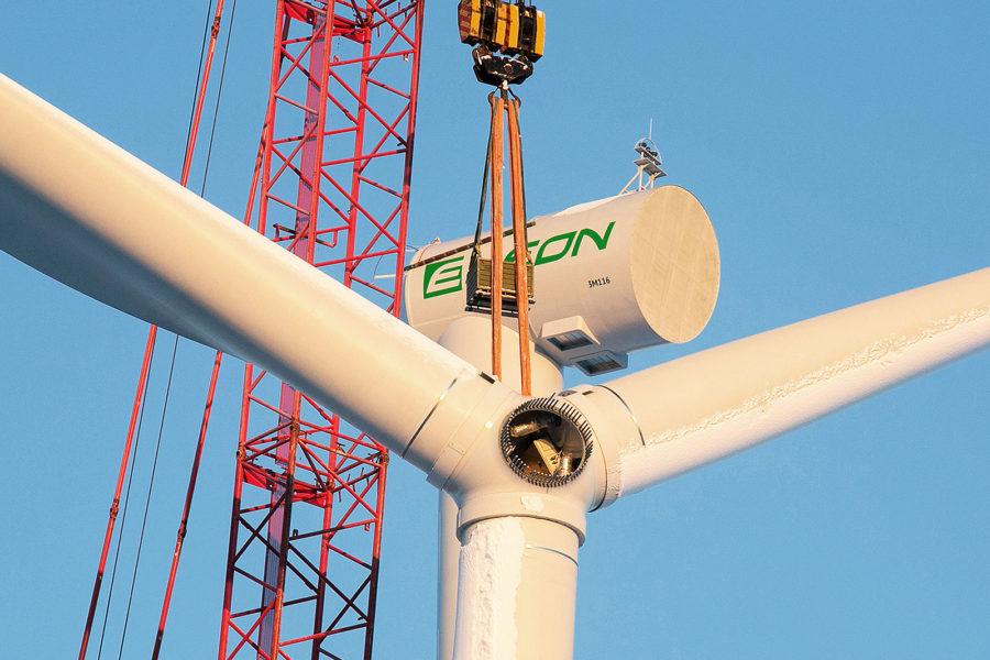 Eleon Wind Turbine 3M116