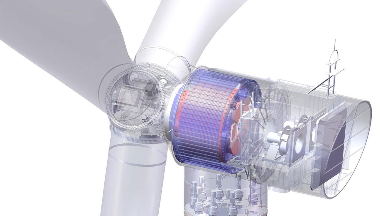 Eleon 3M116 Wind Turbine